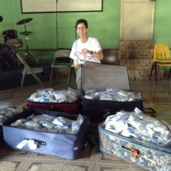 500 personal care kits!