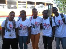 Amazing translators and SUNY Broome students!!