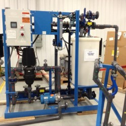 The AX1 is a state of the art microfiltration system.