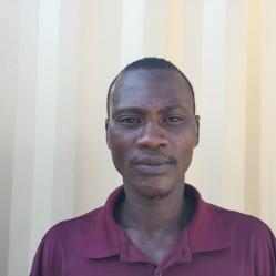 Water system operator, Robinson Cesar