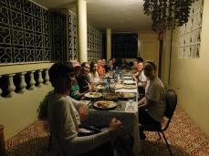 """Family"" dinner at Jude's."