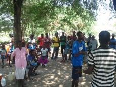 Community Water Meeting